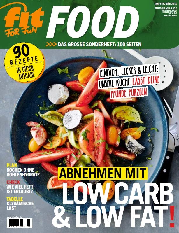 Low Carb & Low Fat