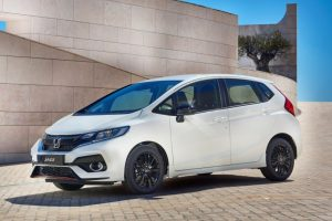 HONDA JAZZ REVEALS FRESH LOOK