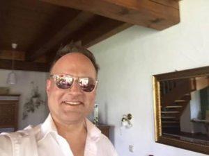 Liedermacher Ralf Christoph Kaiser