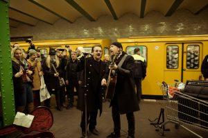 U2 in Berlin!