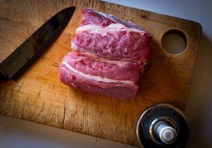 Konsum Fleisch