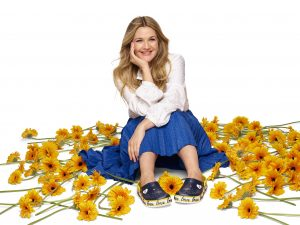 Drew Barrymore loves Crocs