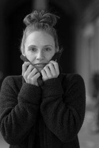 Kassandra Wedel. Fotorechte: Nicolas Priso