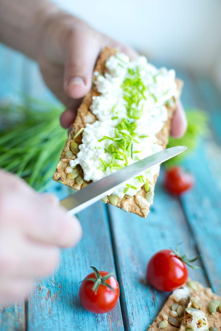 Fett im Essen reduzieren