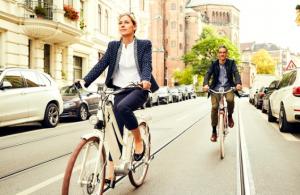 E-Bike fahren
