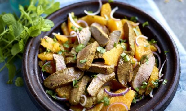 Lamm Salat