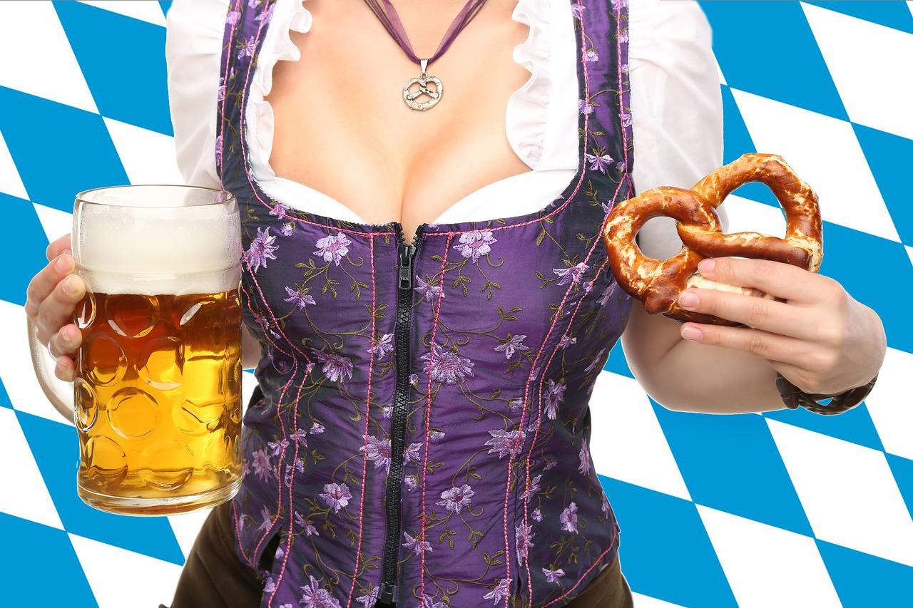 Oktoberfest: Erfolgreich netzwerken bei Bier und Brezel