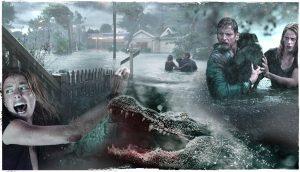 Hungrige Alligatoren warten in diesem Sommer auf Dich